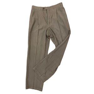100% silk trouser